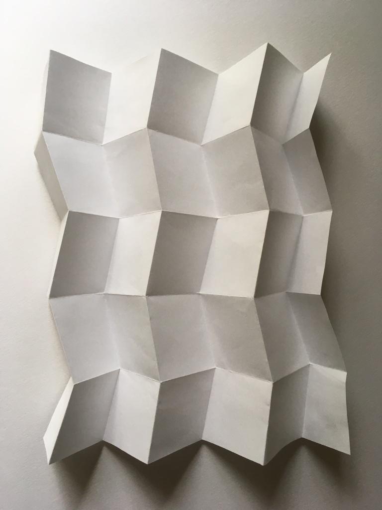Muira Ori Tessellation.